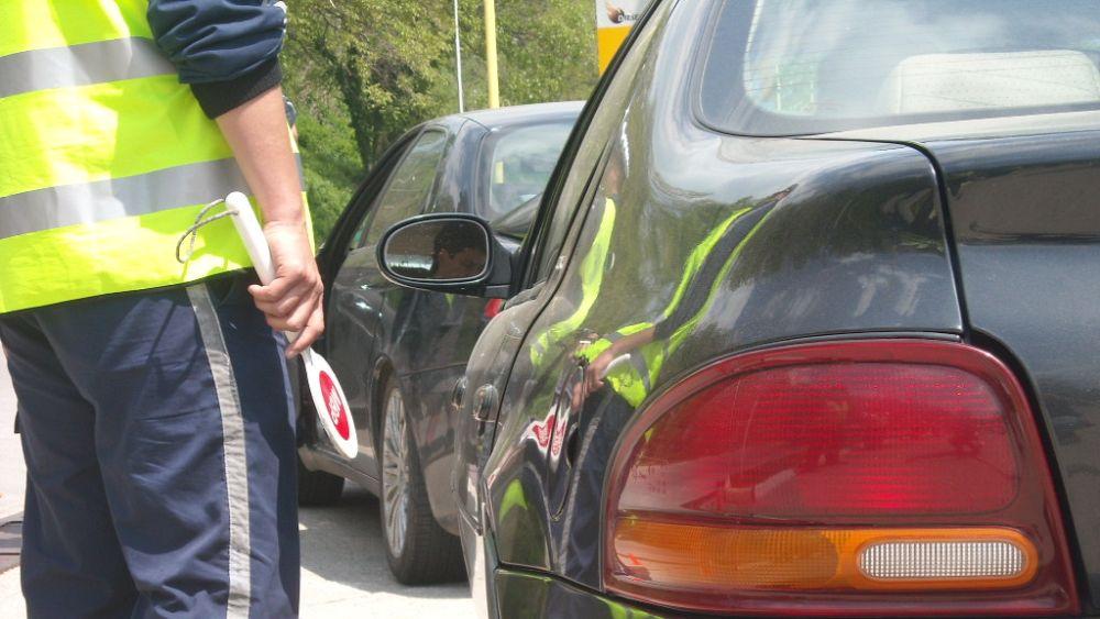 Пътни полицаи в цялата страна контролират с таблети