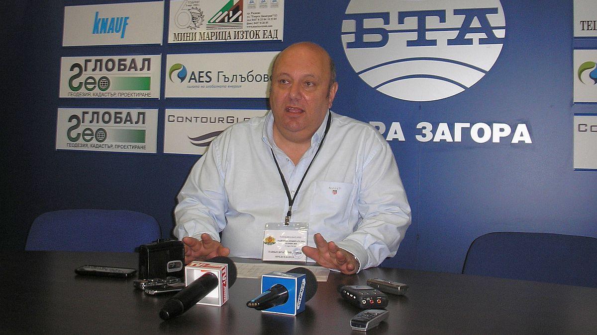 12.74% е избирателната активност в Старозагорска област към 10.30 ч.