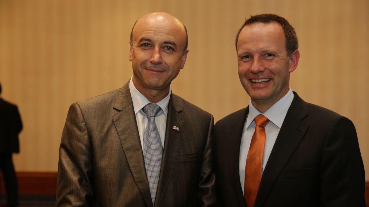Избраха д-р Рюдигер Хьобен-Щьормер за президент на Германо-Българската индустриално-търговска камара