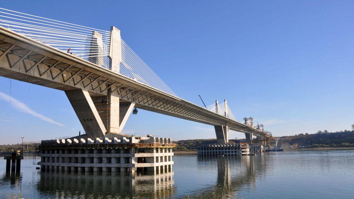 Комисар Йоханес Хаан открива Дунав мост 2