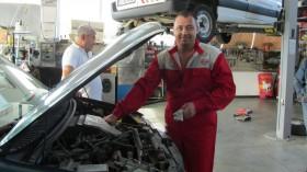 С европейски пари модернизира сервиза си Добромир Дачев