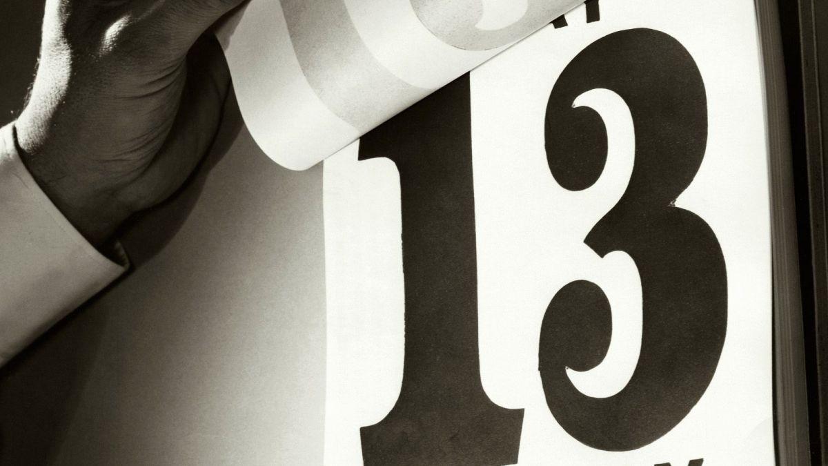 Над 80% от хората вярват, че петък 13 е фатален ден