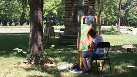 """Tворци създават изкуство на открито за пленера """"Певецът на Тунджа"""" в Ямбол Tворци ще създават изкуство на открито за пленера """"Певецът на Тунджа"""" в Ямбол"""