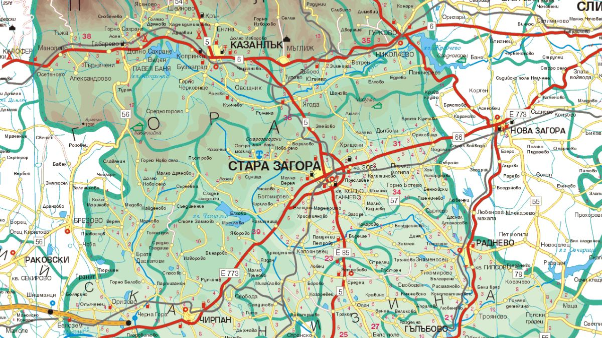 9.03% е избирателната активност в област Стара Загора