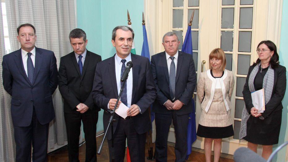 Министерски съвет с изнесено заседание в Бургас