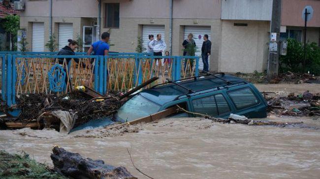 Обстановката във Варна, Добрич и Велико Търново остава тежка
