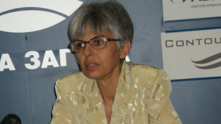 Валентина БОНЕВА, председател на ОбС на БСП-Стара Загора: Над 180 делегати решават на 29 ноември