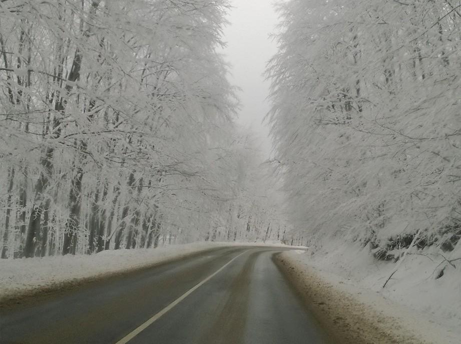 """АПИ апелира шофьорите да не тръгват към ГКПП """"Кулата"""" и """"Илинден – Екзохи"""". Заради снеговалеж Гърция забрани влизането на МПС"""