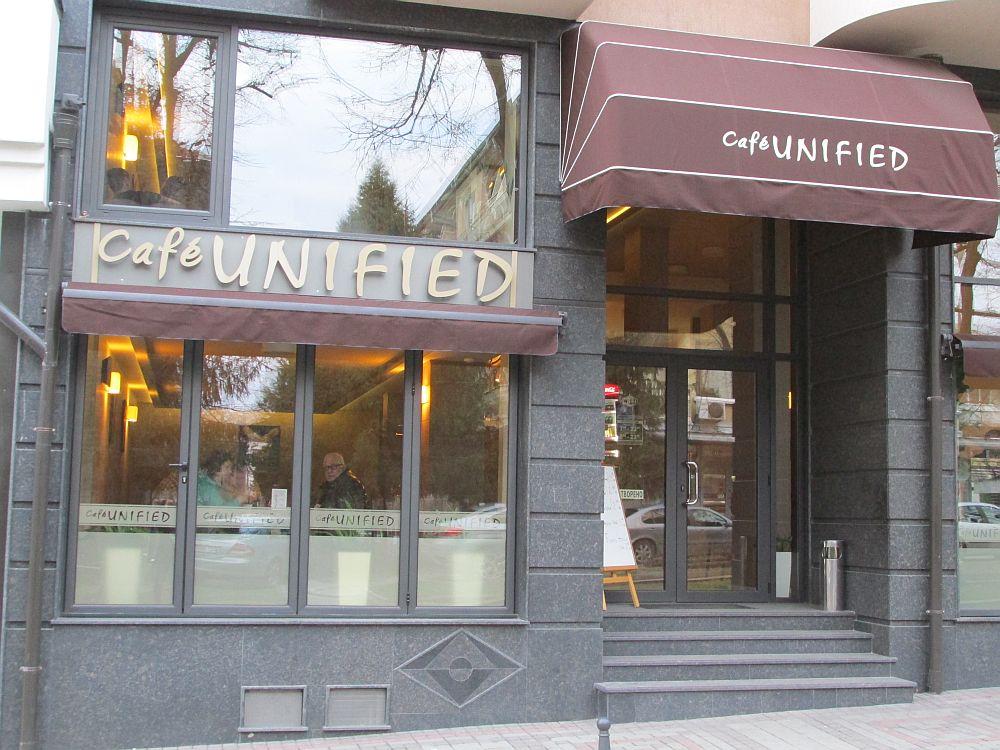Cafe UNIFIED участва в уелнес революцията