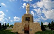 Панорамен асансьор ще качва посетителите до статуята на Дева Мария в Хасково