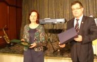 Тракийският университет с приз за иновации от Пловдивския панаир
