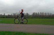 Българин пътува с колело от Лондон към родния град