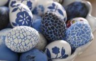 Как да направим ефектни великденски яйца