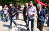 Драгомир СТОЙНЕВ в Стара Загора: Лявото да даде новия модел за рестарт на икономиката, вместо да се хаби в конфликти