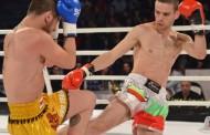 """Николай Петков от """"Сезан"""" взе злато на държавното по кик бокс"""