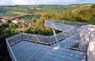 """50-метрова платформа """"Небесна разходка"""" е най-новата атракция във Велико Търново"""