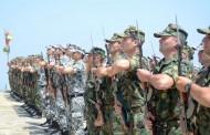 Курсанти и кадети с дипломи на връх Шипка