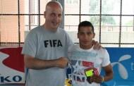 19-годишният Исус от Стара Загора ще бъде рефер на световното за бездомни