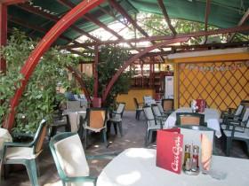 """Прохладна сенчеста градина, студени напитки и вкусни ястия примамват в ресторант """"Сан Суси"""""""