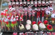 С жребий определят местата за продажба на мартеници, цветя и валентинки в Стара Загора