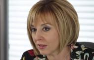 Мая Манолова: Армен Назарян бе първият, който ме подкрепи за кмет на София