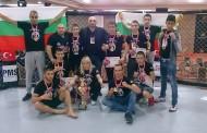 12 медала от Балканско първенство донесоха ММА-старозагорчета