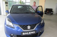Новото Suzuki Baleno радва с простор и добра цена старозагорци