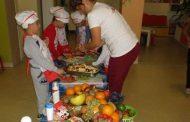 """Детска градина """"Светлина"""" получи награда за здравословно хранене"""