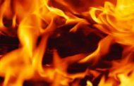 """Изгоря """"Хамър"""", собственост на 59-годишен мъж"""