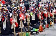 Ямбол отново става сцена на пъстро кукерско сборище