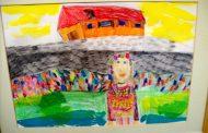 Малки деца рисуват Отечеството
