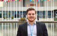 Старозагорец стажува в Службата на ООН във Виена