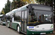Променя се разписанието на вътрешноградските автобусни и тролейбусни линии