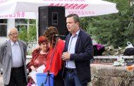 Радостин ТАНЕВ, народен представител от ГЕРБ, в село Казанка: Пазете традициите и ги предавайте напред за поколенията