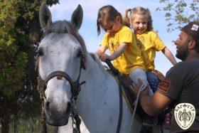 """Стрелба с лък, яздене на кон и пони предлагат от """"Бага-Тур"""""""