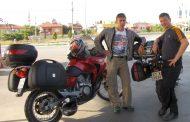 Мотопоход в Африка срещна старозагорци с троглодити