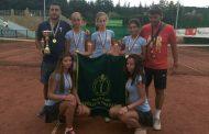 """Девойките на ТК """"Августа Траяна"""" спечелиха държавния шампионат"""