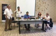 Урок по кинаджийство изнесоха европейски топ-сценаристи пред учениците на Стара Загора