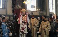 Архиерейска служба на Възкресение Христово