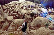 12-метрова пясъчна джунгла показват старозагорци