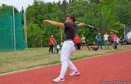 Беройка постави национален рекорд в копието