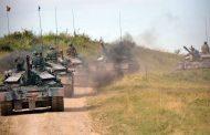 Масирано придвижване на военна техника по републиканската мрежа до 3 юли