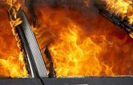 Запалиха автомобила на млад мъж