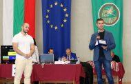 Николай ДИКОВ, кандидат за евродепутат от ГЕРБ:  Успехите в спорта и в училището са формулата за развитие на всеки млад човек