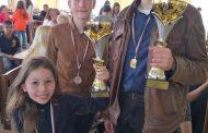 Три медала за млади старозагорски шахматисти