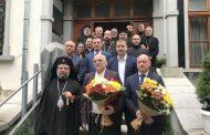Трима души бяха отличени на тържествено заседание на Епархийския съвет на Старозагорската света митрополия