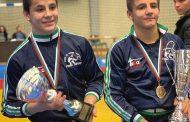Три медала за старозагорските борци