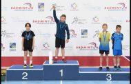 Теодор Митев спечели открития шампионат на Сърбия по бадминтон