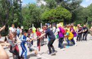 """Деца и родители се забавляваха """"офлайн"""" с Лайънс клуб Стара Загора-Августа"""