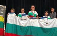 4 диаманта за България от World Mathematics Invitational